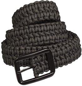Mil-Tec Trouser belt PARACORD - BK