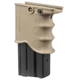 FAB Defense MG-20 M16 Foregrip and Magazine Carrier - TAN