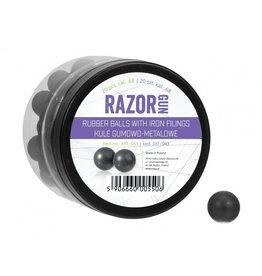RazorGun Gummikugeln mit Eisenfüllung Kal .68 für HDS68/PS-300 - 20 Stück