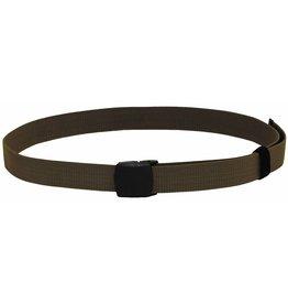 Mil-Tec Belt Tactical Elastic - TAN