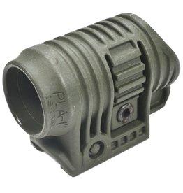 FAB Defense PLA Flashlight und Laser Adapter 25 cm - OD