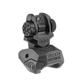 FAB Defense RBS Rear Back-Up Sight - BK