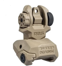 FAB Defense RBS Rear Back-Up Sight - TAN