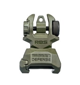 FAB Defense RBS Rear Back-Up Sight - OD