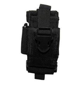 MFH Mobile phone holder MOLLE adjustable - BK