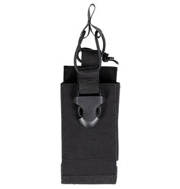 Mil-Tec Radio Pouch MOLLE - BK