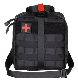 MFH First aid bag large MOLLE - BK