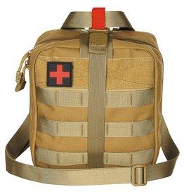MFH First aid bag large MOLLE - TAN