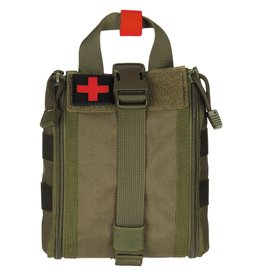 MFH First aid bag MOLLE small - OD