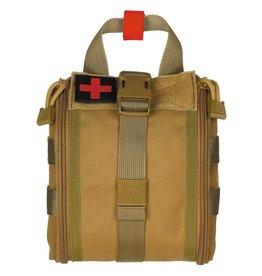 MFH First aid bag MOLLE small - TAN