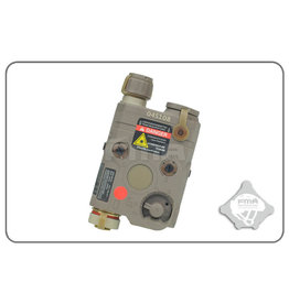 FMA AN-PEQ15 upgrade version - 3 in 1 light laser lR module - TAN