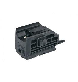 ASG Laser Tac pour rail Picatinny 22 mm - BK