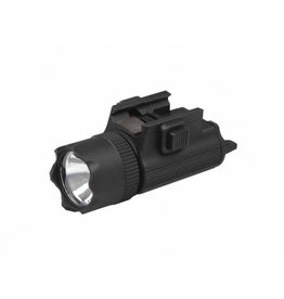 ASG Super Xenon Pistolen Flashlight - BK