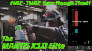 Mantis X10 Elite – Shooting Performance System