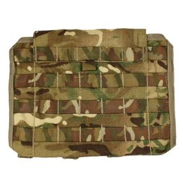 AO Tactical Gear Original British Side Plate Pocket MOLLE - MTP