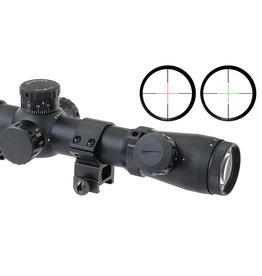 ASG Zielfernrohr 3,5-10x50E Kreuzabsehen beleuchtet - BK