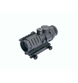 ASG 3x32 tactical rifle scope Picatinny - BK