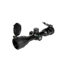 VictOptics Riflescope 3-9x32 SFP Mil-Dot illuminated - BK