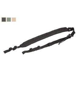 Specna Arms 2 Punkt Bungee Tragegurt - BK/OD/TAN