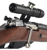 PPS AirSoft Mosin Nagant Spring Action Bolt Sniper with scope 0.83 Joule - real wood