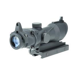 JJ Airsoft 4x32 ACOG Tactical scope - BK