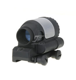 JJ Airsoft 1×38 Red Dot SRS Style with Killflash - BK