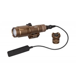 ASG Taktische Taschenlampe Strike Systems, 300 Lumen - TAN