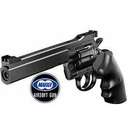 Tokyo Marui Python .357 6 inch Spring PPC Custom Revolver <0,50 Joule - BK