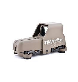 Phantom 553 QD Dot Holo Sight Red/Green - TAN