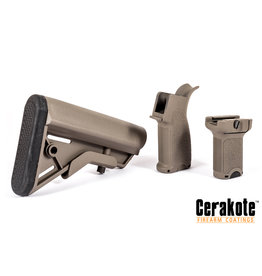 DYTAC BR Cerakote Furniture Kit for M4 AEG Short - C-KDE