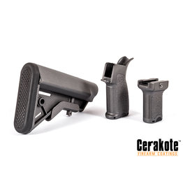 DYTAC BR Cerakote Furniture Kit for M4 AEG Short - C-DG