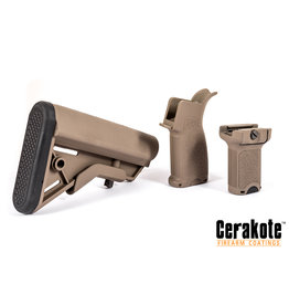 DYTAC BR Cerakote Furniture Kit for M4 AEG Short - MDE
