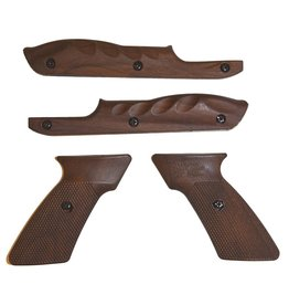 Steambow 4-piece handle set for the AR-6 Stinger crossbow - BN