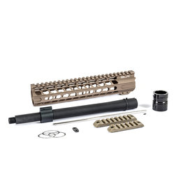 DYTAC M4 CQB Solo Style Rail System PTW - TAN