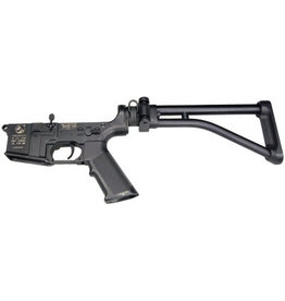 ICS OA93 RAS Folding Stock Receiver Set - BK