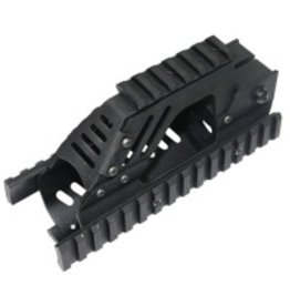Classic Army P90 Rail Hand Guard - BK