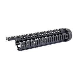 Jing Gong 10'' AR15 Extended DD Rail System - BK