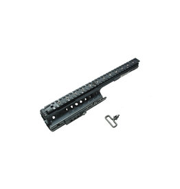 Classic Army SIR 15 Rail System for M15A4 Rifle Series - BK