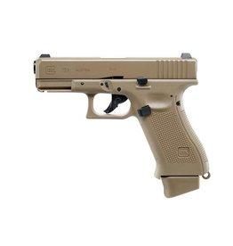 Glock 19X Co2 GBB – 1,6 Joule – Coyote
