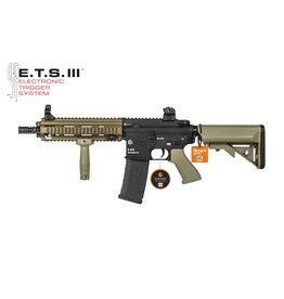 Evolution Hard Core E-416 Devgru ETS III AEG 1,0 Joule  - TAN