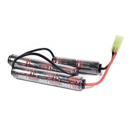 ICS Ni-Mh battery 9.6v 1500 MAH EP - Nunchuck