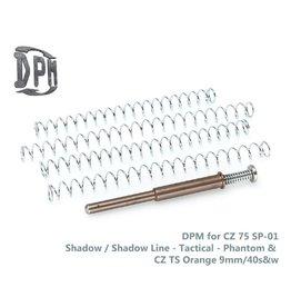 DPM Rückstoß Dämpfungssystem für CZ 75 SP-01