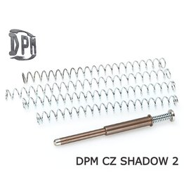 DPM Système d'amortissement du recul pour CZ Shadow 2