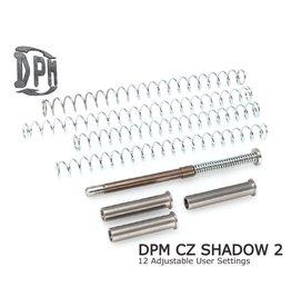 DPM Rückstoß Dämpfungssystem für CZ Shadow 2 mit 12 Einstellungsmöglichkeiten