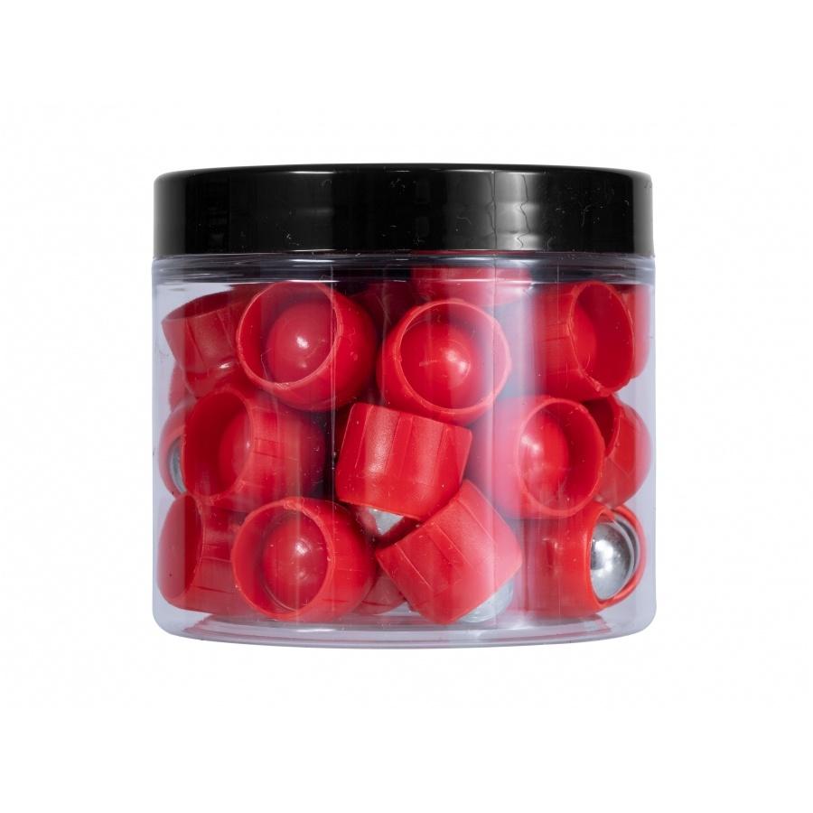 RazorGun Steel balls cal .68 Steel Core Devastator for HDS / HDX68 - 40 pieces