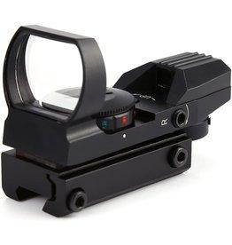 WE Tech JH400 Reticle Red- / Green Dot Sight - BK