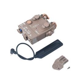 WADSN DBAL-A2 multifunctional light laser blue lR module - TAN