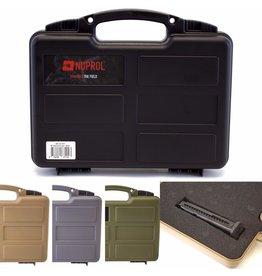 Nuprol NP Hard Case Polymer PNP Foam Pistol Case - 31 cm