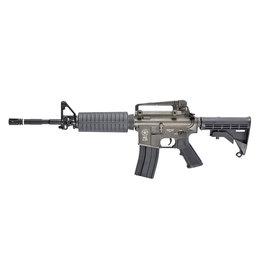 "Evolution Lone Star Rancher Carbine 9"" S-AEG 1,0 Joule - BK"