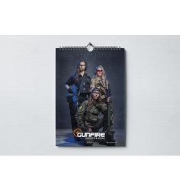 Specna Arms Tactical Girls Wall Calendar 2021